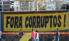 fora corruptos