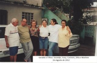 fILHOS DO GERALDO