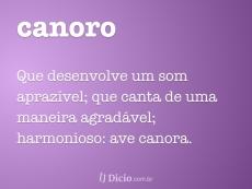 canoro